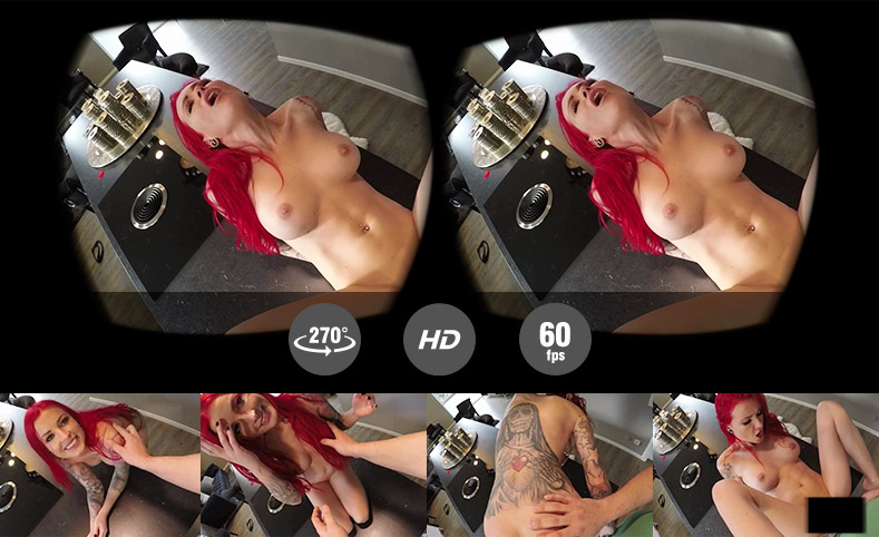 26 VRficken - VRpornos in der neuen Dimension erleben